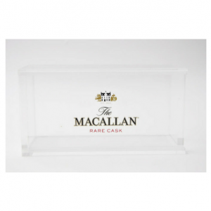 Clear Acrylic Box with Sliding Cover