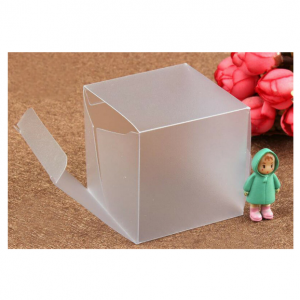 Frosted PVC Box