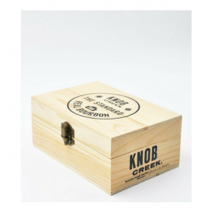 Wooden Box with lock