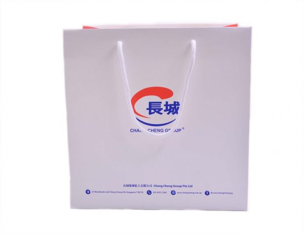 Chang Cheng Paper Bag - front